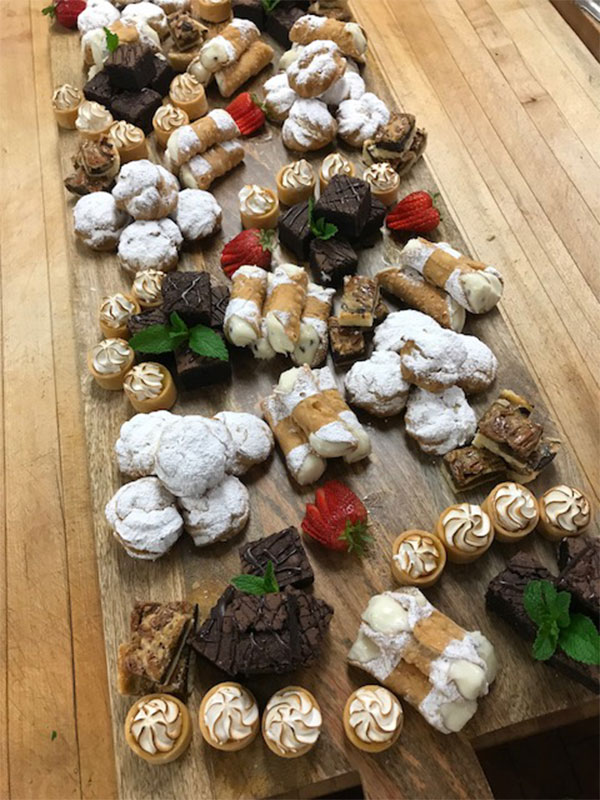 Waterwheel Pastries